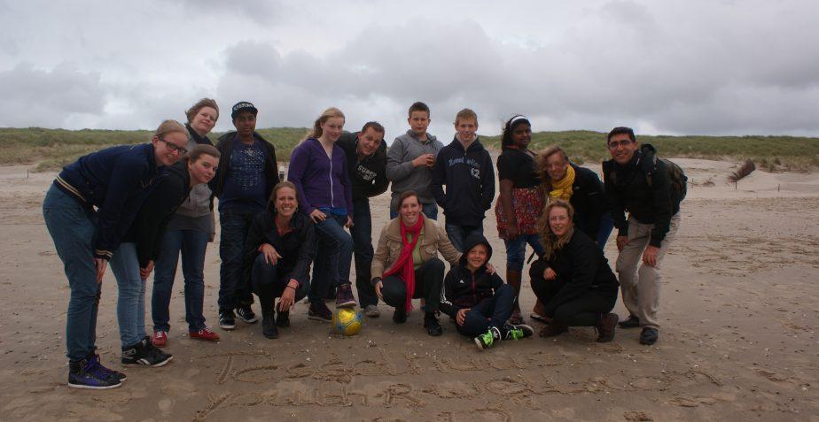 Jongerenvakantieweek 2012