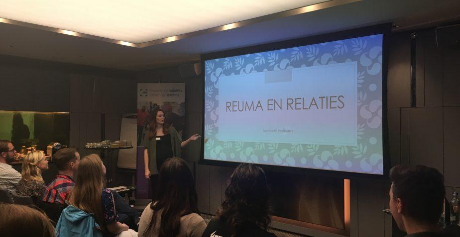 Najaar 2017: Relaties, intimiteit, zwangerschap en reuma