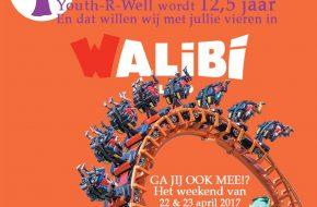2017: Weekendje Walibi