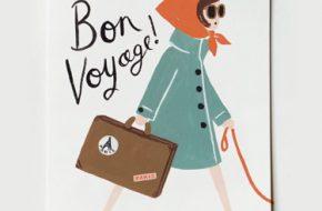 Augustus 2017: Ik ga op reis en neem mee..