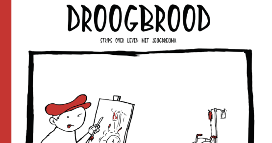 Droogbrood stripbundel