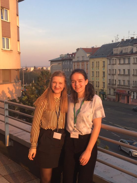 YRW @ EULAR PARE Annual Conference 2019