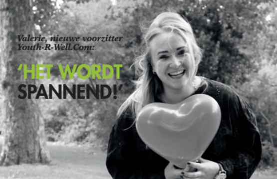 Interview ReumaMagazine I Valerie