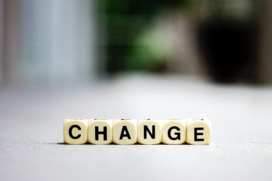 Veranderingen | Column Rebecca