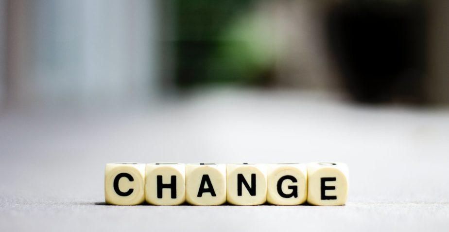 Veranderingen – column Rebecca