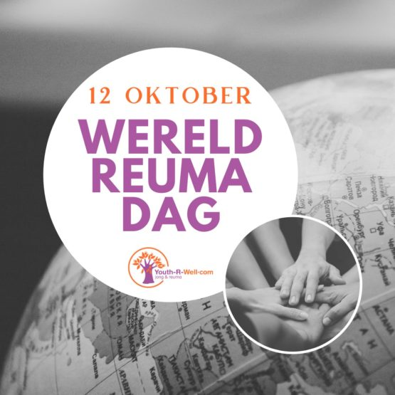Wereldreumadag | Column Rebecca